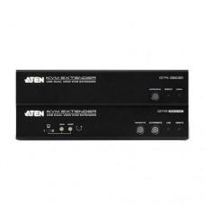 ATEN USB VGA Dual View Cat 5 KVM Extender (1600 x 1200@150m) [CE774]