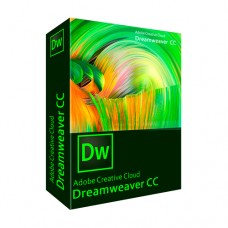 Adobe Dreamweaver CC for teams Multiple Platforms Team Licensing Subscription New [EDU] [65272459BB03A12]