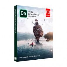 Adobe Dimension CC for enterprise Multiple Platforms Enterprise Licensing Subscription Renewal [EDU] [65286750BB01A12]
