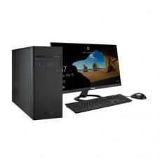 Asus Desktop PC (I3-8100 , 4G , INTEGRATED , 1TB , Win10 , 3Y) [PC D340MC-I38100019T]