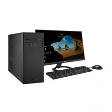 Asus Desktop PC (I3-8100 , 4G , INTEGRATED , 1TB , Win10PRO) [PC D340MC-I38100041R]