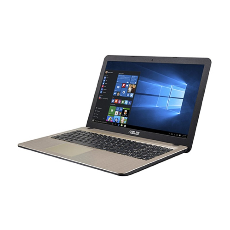 Asus Notebook Amd A4 14 A4 9125 R5 4gb 500gb Win10 Chocolate Brown X441ba Ga411t