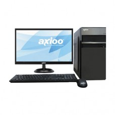 Axioo PC Client [Intel Pentium 3.30Ghz Dual core, 2Gb, 500Gb, Win 7 Home] [XC-3300W]