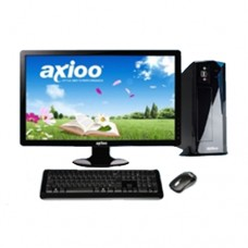 Axioo PC Client (Intel Pentium 3.50Ghz Dual core , 2Gb , 500Gb, Win 7 Home , 18.5 Inch) [XC-3500W7]