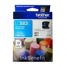 BROTHER Cyan Ink Cartridge [LC-583C]