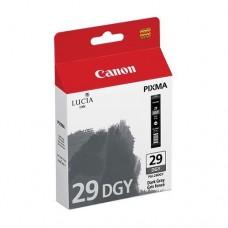 Canon Dark Grey Ink Cartridge [PGI29DGY]