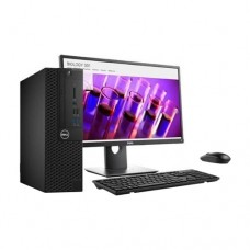 Dell OptiPlex 3060MT (Intel Core i5-8500, 4GB DDR4, 1TB HDD, Win 10 Pro) [TKKG7-D04/SMB + 05JW2/SMB + T274H/SMB]