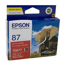 EPSON Red Ink Cartridge  [C13T087790]