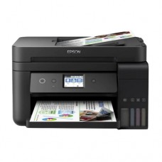 EPSON Wi-Fi Duplex All-in-One Ink Tank Printer with ADF [L6190]