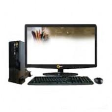 Gear Mini PC [Intel Atom 1.86 GHz Dual Core, 2Gb, 500Gb] [GS-3500]