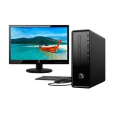 HP PC Slimline 290-P0038L Desktop/Win10Pro (INTEL, G5400, 1T, 4GB, Win10Pro) [3JV92AA/W10Pro]