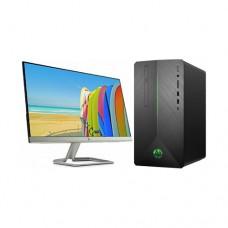 HP PC 690-0017d Desktop PC/WIN10PRO (i7-8700, 2TB, 8GB DDR4, SSD 128G 2280 PCIe NVMe Value, Win10Pro) [4EB06AA/W10Pro]