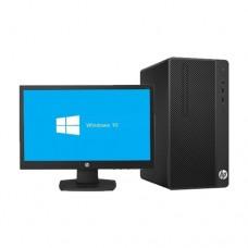 HP 280 G4 MT (18.5 Inch, i7-8700, 8GB, 1TB, VGA 2GB, WIN10PRO) [5HS07PA]