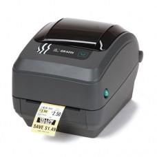 ZEBRA Printer Barcode [GK420]