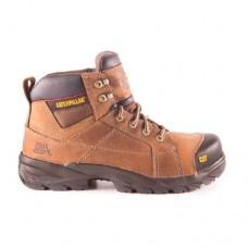 Caterpillar Safety Shoes [Crossrail ST Dark Beige]