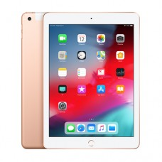 APPLE iPad 6 Wi-Fi + Cellular 128GB - Gold [MRM22PA/A]