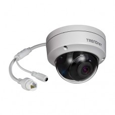 TRENDNET Indoor / Outdoor 3 MP Motorized PTZ Dome Network Camera [TV-IP420P]