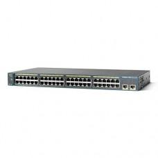 CISCO WS-C2960-48PST-L