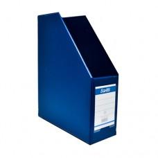 BANTEX Plastic Box File 4011-01 10cm Blue