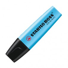 STABILO Highlighter Blue