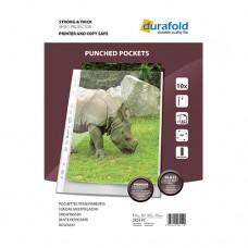 DURAFOLD Sheet Protector 2821 F4 @ 10pcs